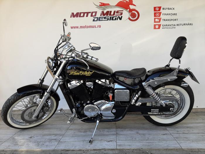 Motocicleta A2 Honda VT750 Black Widow Custom 750cc 44CP - H01687 [6]