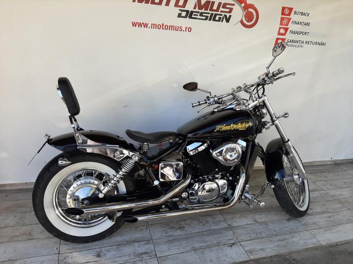 Motocicleta A2 Honda VT750 Black Widow Custom 750cc 44CP - H01687 [1]