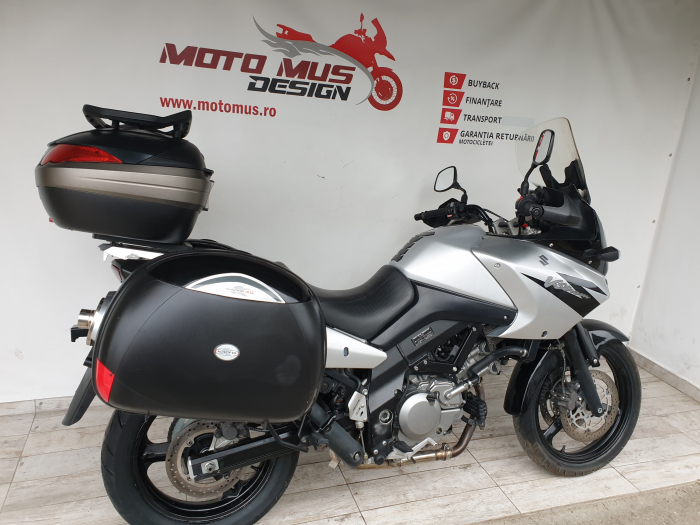 Motocicleta A2 Suzuki DL650 V-Strom 650cc 33.5CP - S01890 [1]