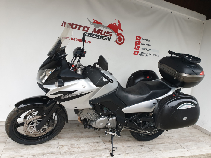 Motocicleta A2 Suzuki DL650 V-Strom 650cc 33.5CP - S01890 [7]