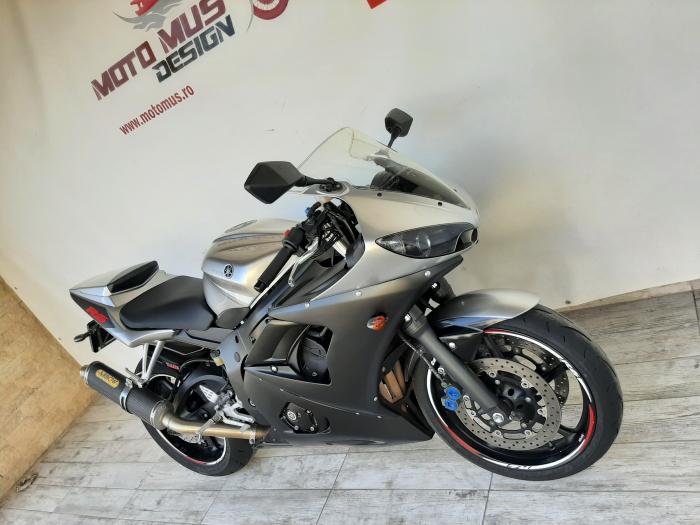 Motocicleta Yamaha R6 600cc 47CP - Y12412 [4]