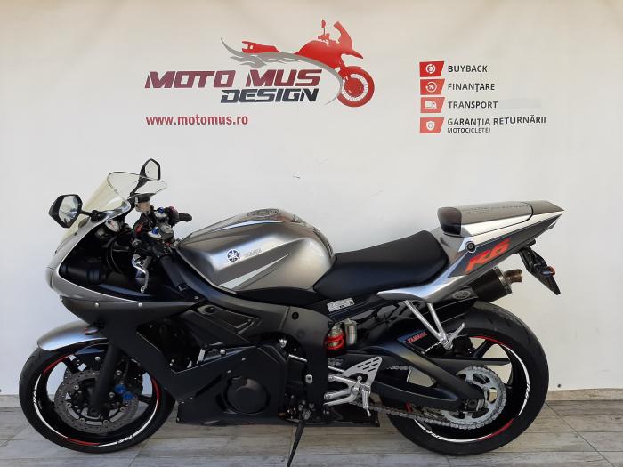 Motocicleta Yamaha R6 600cc 47CP - Y12412 [6]