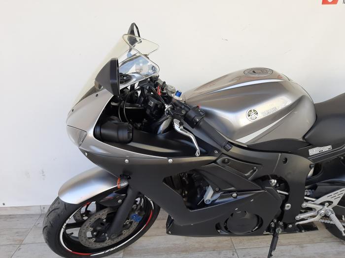 Motocicleta Yamaha R6 600cc 47CP - Y12412 [10]