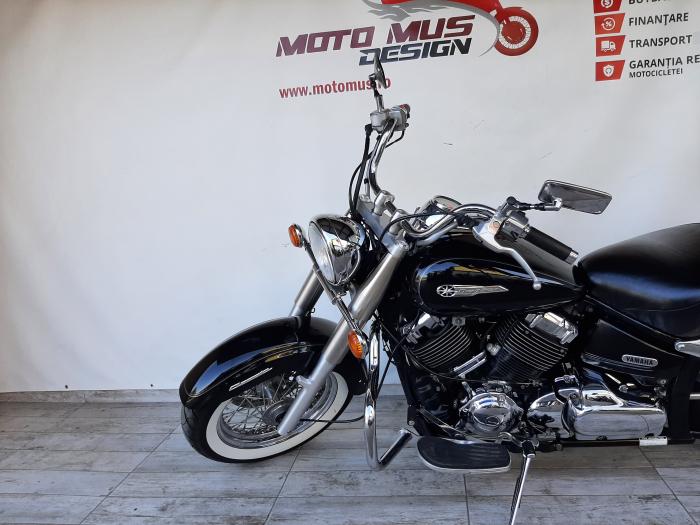 Motocicleta A2 Yamaha XVS 650 Dragstar 650cc 39.5CP - Y07458 [8]