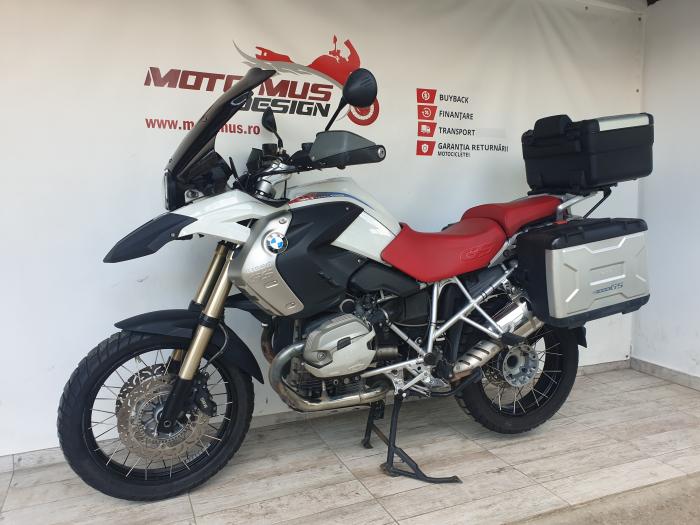 Motocicleta BMW R1200 GS ABS 1200cc 109CP - B17874 [7]