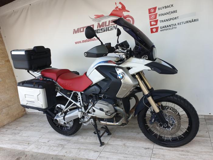 Motocicleta BMW R1200 GS ABS 1200cc 109CP - B17874 [4]