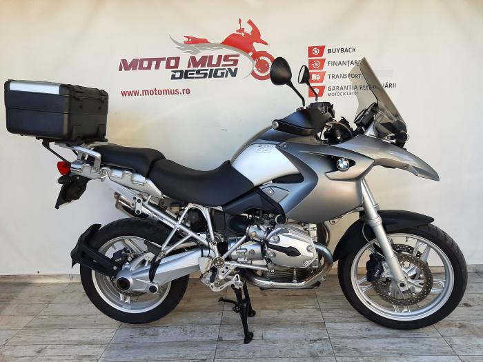 Motocicleta BMW R1200 GS ABS 1200cc 95.5CP - B67780 [0]