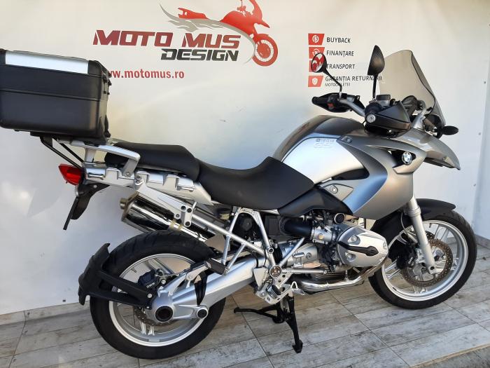 Motocicleta BMW R1200 GS ABS 1200cc 95.5CP - B67780 [1]