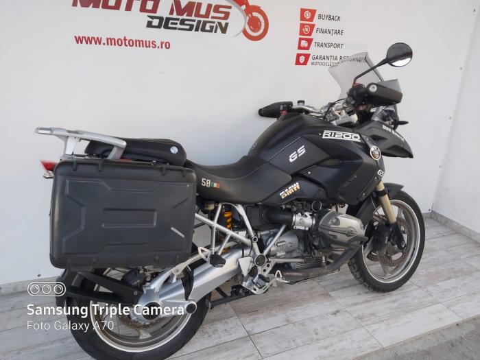 Motocicleta BMW R1200GS 1200cc ABS 103CP - B31570 1