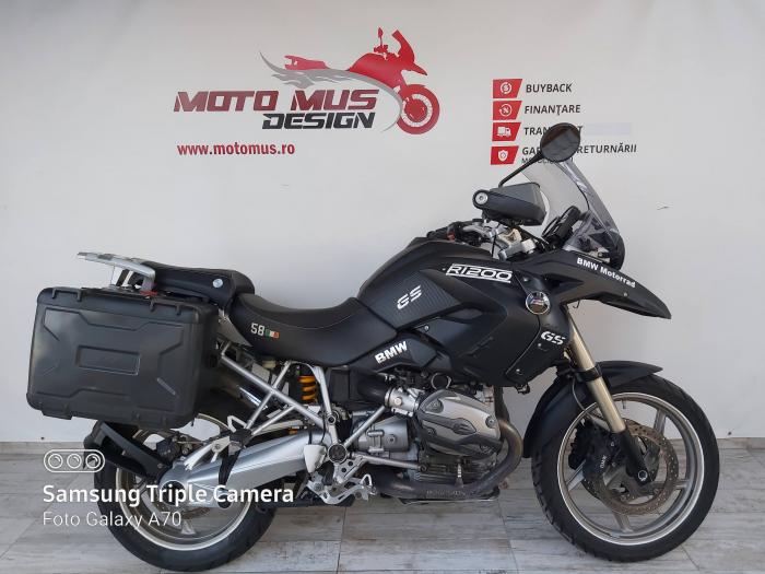 Motocicleta BMW R1200GS 1200cc ABS 103CP - B31570 0
