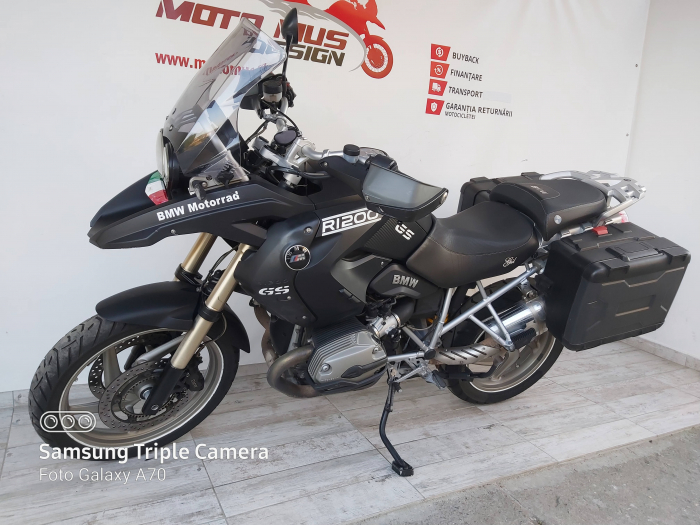 Motocicleta BMW R1200GS 1200cc ABS 103CP - B31570 7