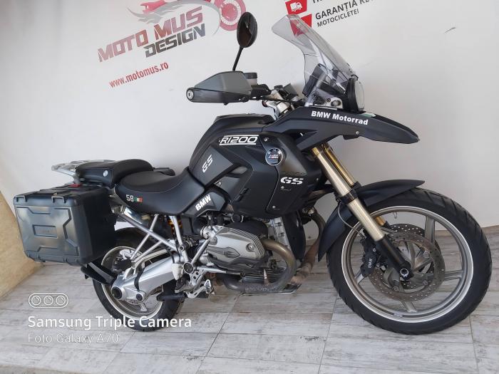 Motocicleta BMW R1200GS 1200cc ABS 103CP - B31570 4