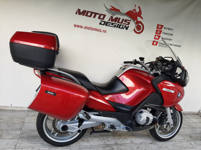 Motocicleta BMW R1200RT ABS 1200cc 109CP - B28919 [1]