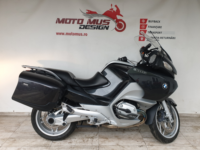 Motocicleta BMW R1200RT ABS 1200cc 110CP - B04960 [0]