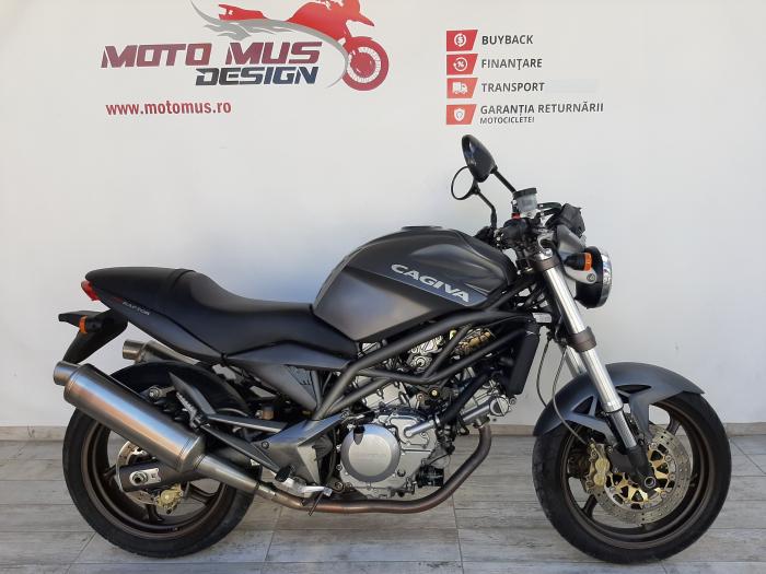 Motocicleta CAGIVA RAPTOR 650cc - C01644 0