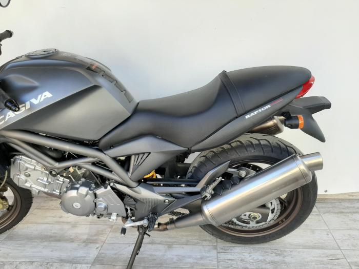 Motocicleta CAGIVA RAPTOR 650cc - C01644 11