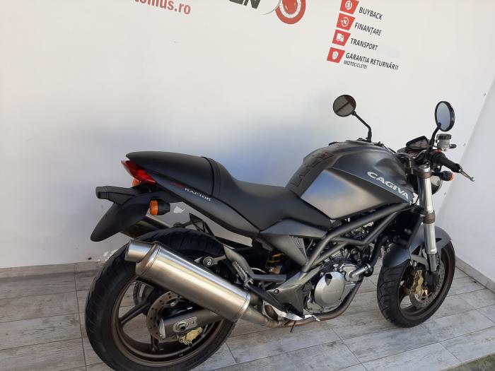 Motocicleta CAGIVA RAPTOR 650cc - C01644 1