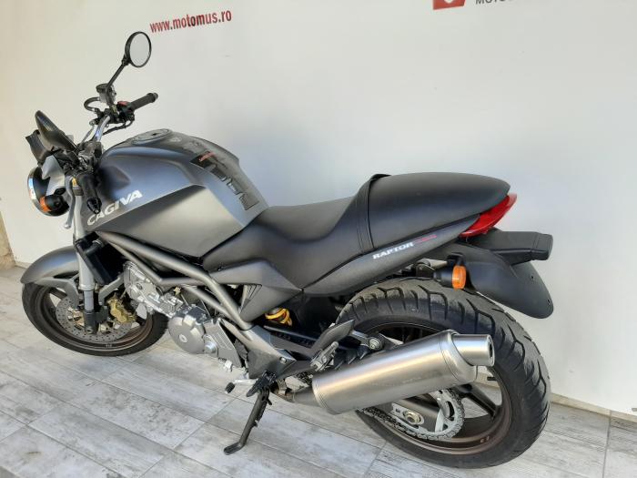 Motocicleta CAGIVA RAPTOR 650cc - C01644 12