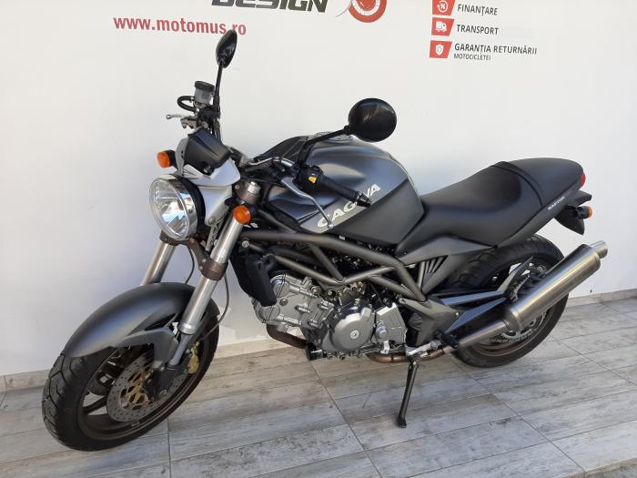 Motocicleta CAGIVA RAPTOR 650cc - C01644 10