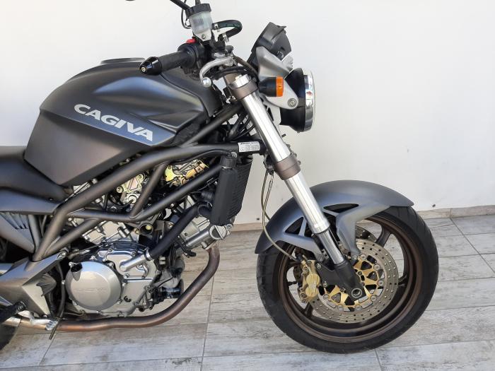 Motocicleta CAGIVA RAPTOR 650cc - C01644 3