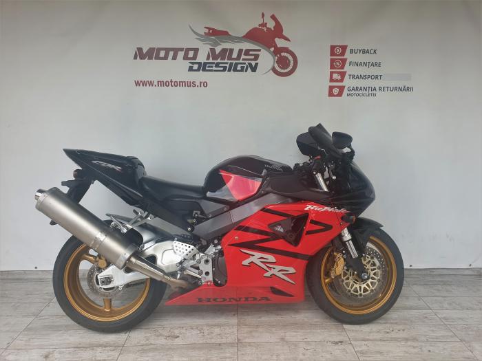 Motocicleta Honda CBR 954 RR FireBlade 954cc 149CP - SUPERB - H06674 [0]