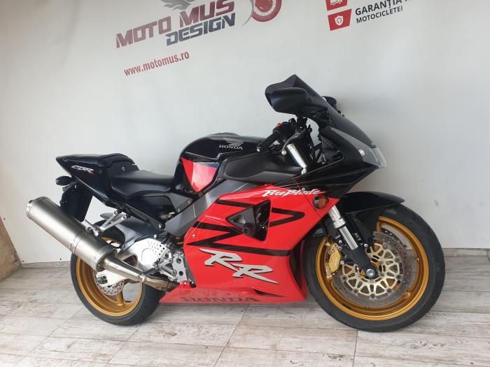 Motocicleta Honda CBR 954 RR FireBlade 954cc 149CP - SUPERB - H06674 [4]
