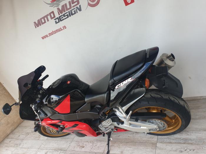 Motocicleta Honda CBR 954 RR FireBlade 954cc 149CP - SUPERB - H06674 [11]