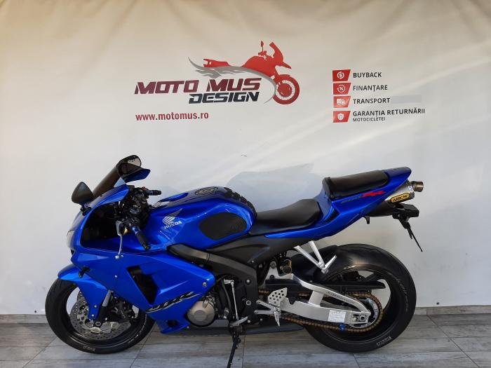 Motocicleta Honda CBR600 RR 600cc 115CP - SUPERBA - H03585 [6]