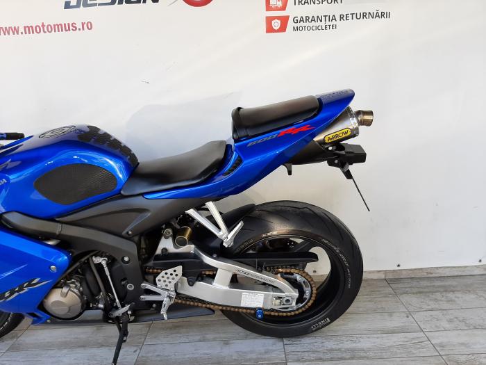 Motocicleta Honda CBR600 RR 600cc 115CP - SUPERBA - H03585 [9]