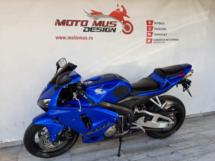 Motocicleta Honda CBR600 RR 600cc 115CP - SUPERBA - H03585 [7]