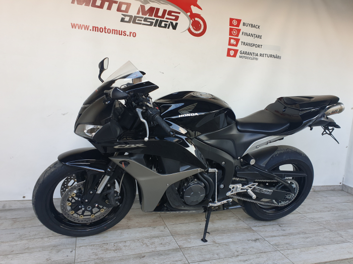 Motocicleta Honda CBR600 RR 600cc 118CP - SUPERBA - H03375 [7]