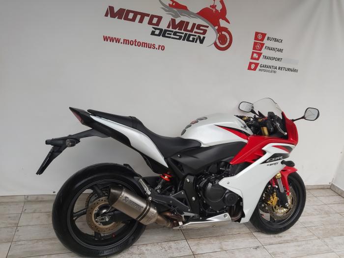 Motocicleta Honda CBR600F 600cc 101CP - H00706 1