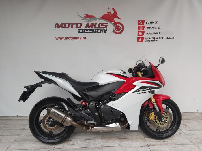 Motocicleta Honda CBR600F 600cc 101CP - H00706 0