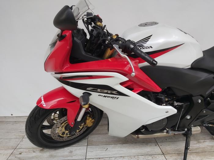 Motocicleta Honda CBR600F 600cc 101CP - H00706 8
