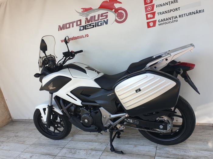 Motocicleta Honda NC 750X DCT 750cc 54CP - H01657 [10]