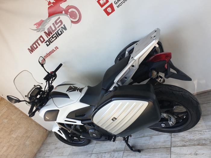 Motocicleta Honda NC 750X DCT 750cc 54CP - H01657 [11]
