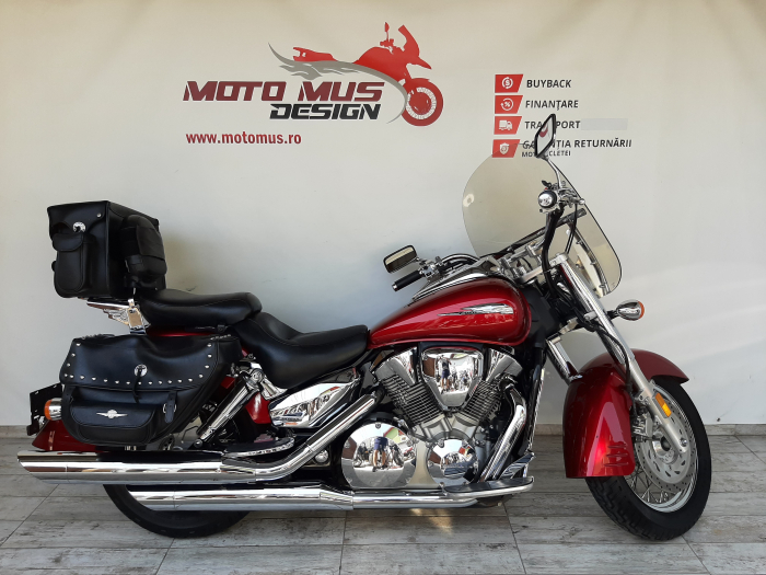 Motocicleta Honda VTX 1300cc 74CP - Superba - H00542 [0]