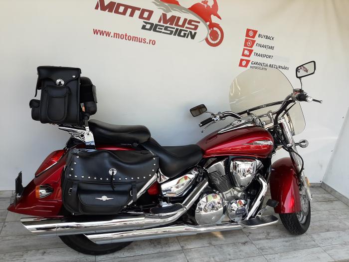 Motocicleta Honda VTX 1300cc 74CP - Superba - H00542 [1]