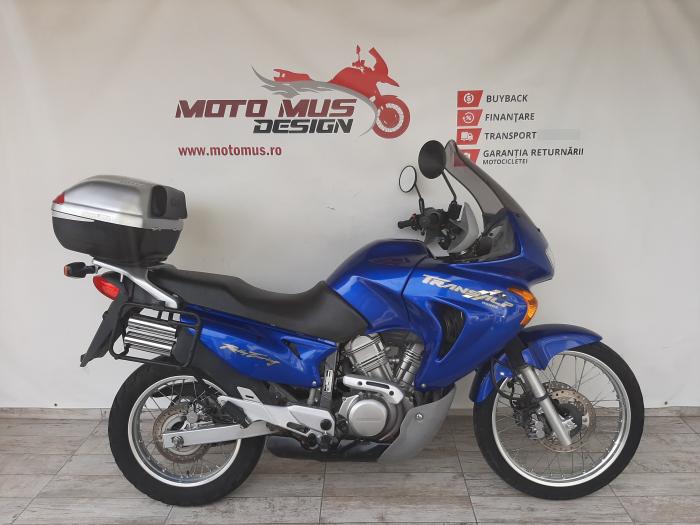 Motocicleta Honda XL650V Transalp 650cc 52CP - H35689 [0]
