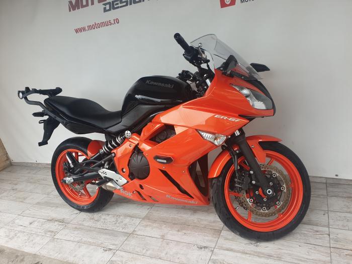 Motocicleta Kawasaki ER6-F 650cc 71CP - K70906 [4]