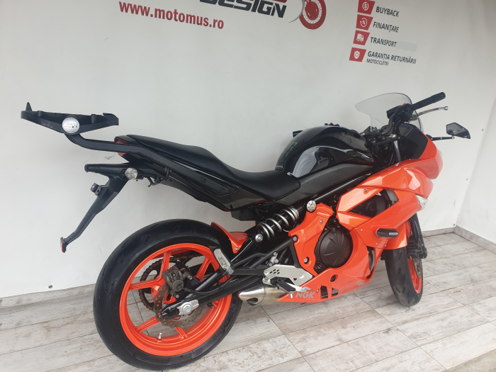Motocicleta Kawasaki ER6-F 650cc 71CP - K70906 [1]