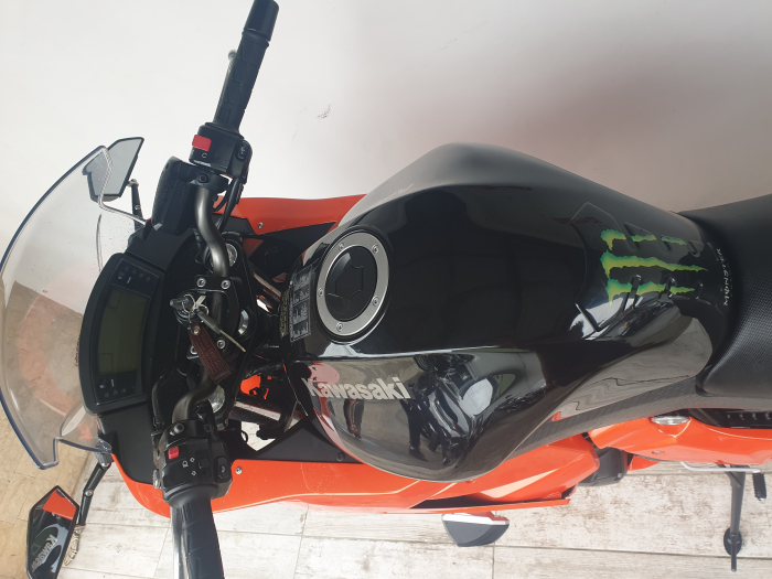Motocicleta Kawasaki ER6-F 650cc 71CP - K70906 [12]