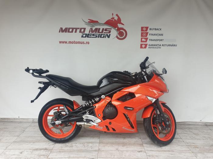 Motocicleta Kawasaki ER6-F 650cc 71CP - K70906 [0]