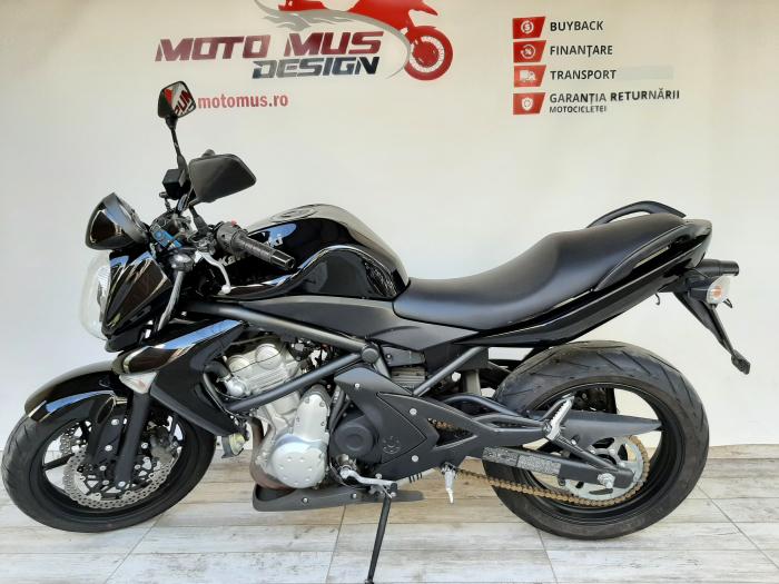 Motocicleta Kawasaki ER6-N 650cc 71CP - K10680 [6]