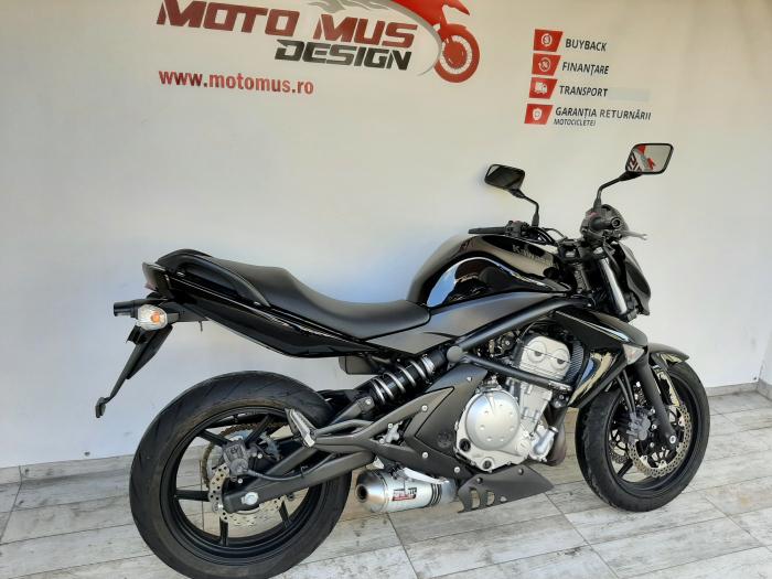 Motocicleta Kawasaki ER6-N 650cc 71CP - K10680 [1]
