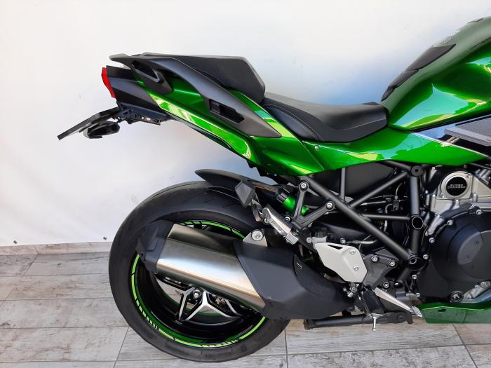 Motocicleta Kawasaki Ninja H2 SX SE 1000cc 200CP - K02736 [2]