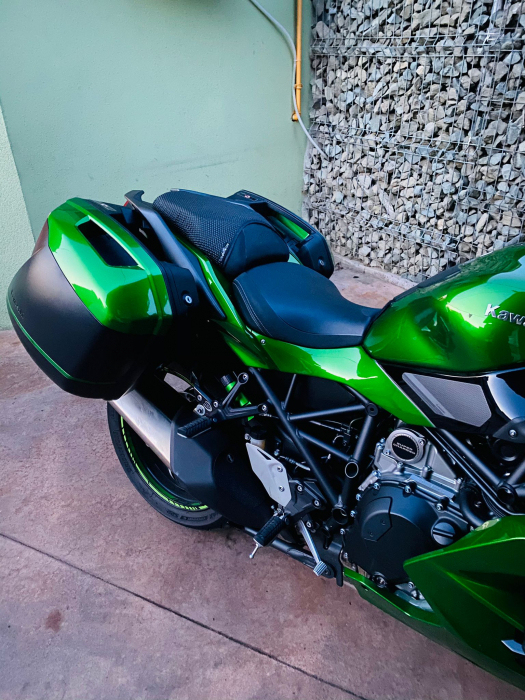 Motocicleta Kawasaki Ninja H2 SX SE 1000cc 200CP - K02736 [14]