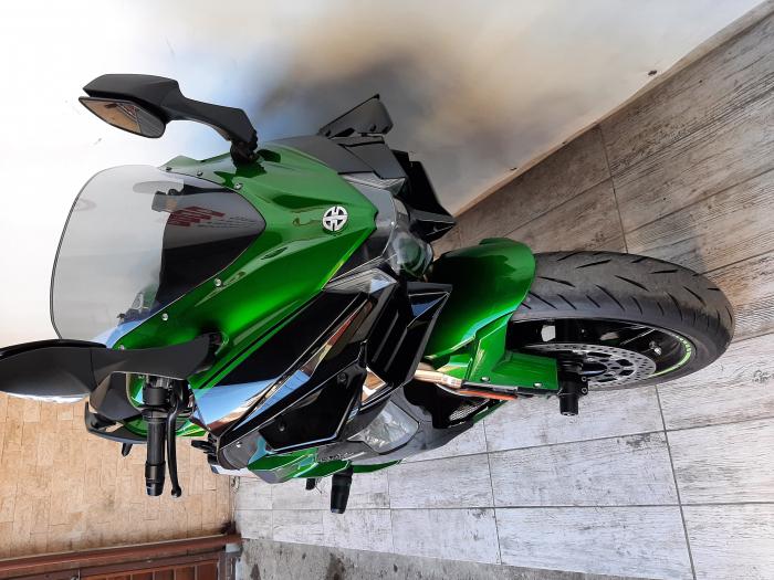 Motocicleta Kawasaki Ninja H2 SX SE 1000cc 200CP - K02736 [5]