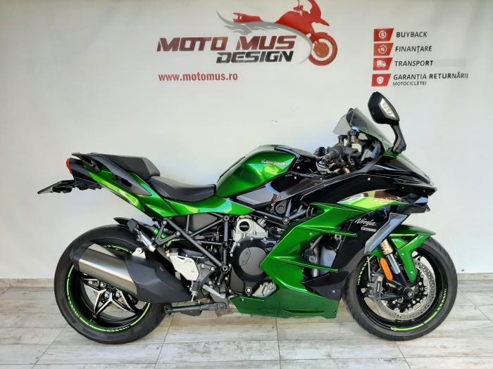 Motocicleta Kawasaki Ninja H2 SX SE 1000cc 200CP - K02736 [0]