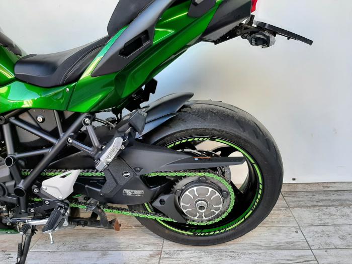 Motocicleta Kawasaki Ninja H2 SX SE 1000cc 200CP - K02736 [9]